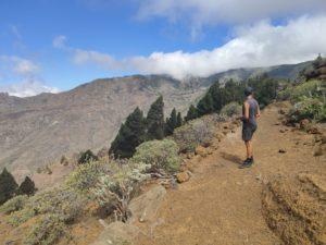 Viaje a La Gomera en camper